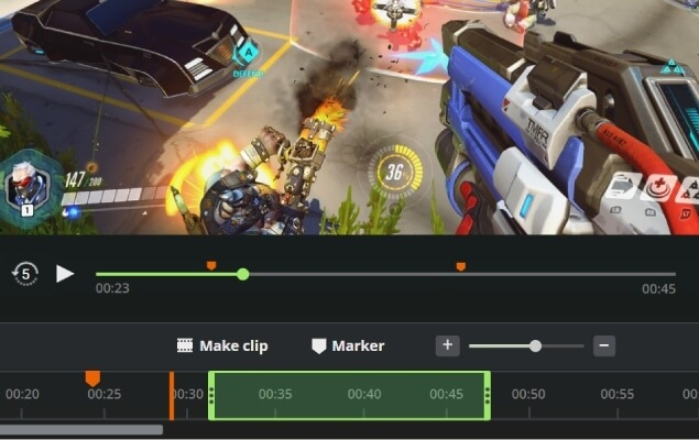 FBX Game Recorder - easy to use, powerful, free