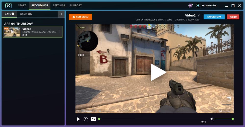 Counter Strike videos
