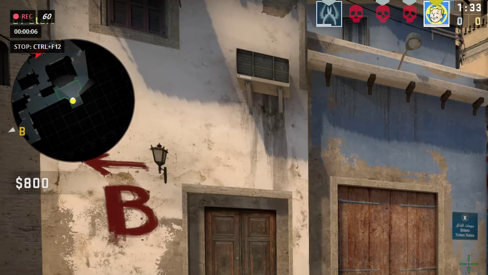 How to record Counter-Strike: Global Offensive - FBX